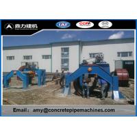 Wholesale Horizontal Type Concrete Pipe Forming Machine With Carbon Steel Material from china suppliers