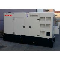 Wholesale 125Kva cummins silent  type generators from china suppliers