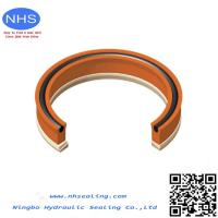 Wholesale High Quality Customized PTFE Back up Ring in White Color with Different Material from china suppliers