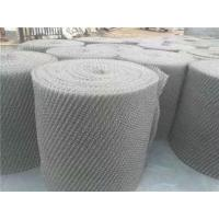Wholesale Gas Liquid Filter Stainless Steel Knitted Wire Mesh 0.3mm - 5.0mm Wire Gauge from china suppliers