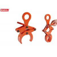 Wholesale Seagull vertical pipe lifting clamp round stock grabs capacity 500kg -5000kg from china suppliers