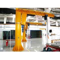 Wholesale 360 Slewing fixed column 0.5t -5t customized eady operated cantilever jib crane from china suppliers