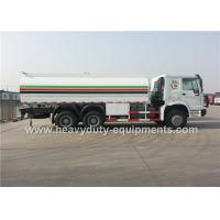 Wholesale ISO SINOTRUK Oil Tank Truck 18.8m3 6x4 TOGO green for military from china suppliers