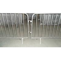 Wholesale 1100X2100mm crowd control barrier fence from china suppliers