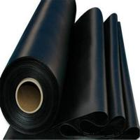 Buy cheap 5.8M width black color 2mm HDPE Geomembrane for pond liner landfill by sincere factory price supply from wholesalers