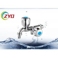 Wholesale Convenient Bibcock Taps For Bathroom Wide Range Working Temperature from china suppliers