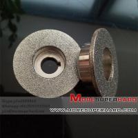 Wholesale Electroplated CBN Grinding Wheel For  Gerber & Bullmer CNC Cutter from china suppliers