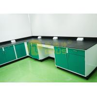 Wholesale Resist strong alkalies laboratory work benches for pharmaceutical company from china suppliers