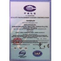 Hejian City Bo Rui Petroleum Machinery Co., Ltd Certifications