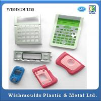 Wholesale OEM Custom Plastic Fabrication Parts Calculator Plastic Enclosures Rapid Prototyping from china suppliers