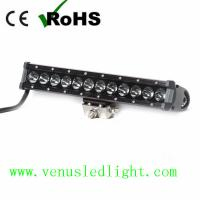 Wholesale 13Inch 60W Led Work Light Bar Offroad Flood Spot Trucks Atv Ute Suv Bar 4WD from china suppliers