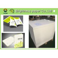 Wholesale Multiplication C1S Folding Box Board Stock Paper 700 * 1000 For Printing from china suppliers