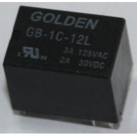Wholesale Golden 3A 12V Signal Relay GB HM4100F Low Power Relay Custom Made from china suppliers
