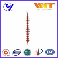Wholesale 110KV Composite Polymer Station Post  Insulators for High Voltages from china suppliers