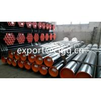 Wholesale Tempered ASTM A519 Hydraulic Cylinder Pipe , Round Honed Steel Tubing from china suppliers