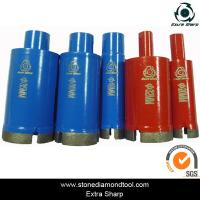 Buy cheap brazed/sintered diamond core drill bits for concrete floor hole dirlls from wholesalers
