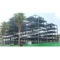 Quality NZ And USA Standard Chinese Structural Steel Contracting For Structural Building And Metal Buildings for sale