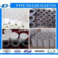 Wholesale graphite filled ptfe teflon hollow bar from china suppliers