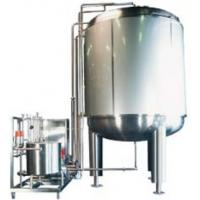 Wholesale Dairy UHT Stainless Steel Tanks Milk Storage Tank For Filling from china suppliers