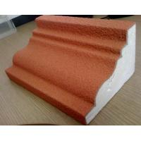 Wholesale EPS Decorative Crown Moulding Plain Corner for Interior / Exterior from china suppliers
