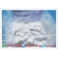 Wholesale CAS 521-12-0 Raw Steroid Powders Drostanolone Propionate / Masteron from china suppliers