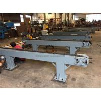 Wholesale Chain table for transport long beams, poles, rods driven by motor and gearbox from china suppliers