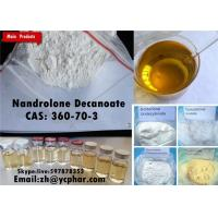 Wholesale 360-70-3 DECA Durabolin Steroid Injectable Nandrolone Steroids Yellow Liquid from china suppliers