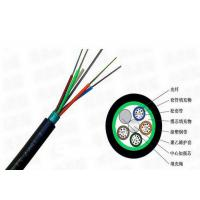 Armored Fiber Optic Cable Specification Single Jacket Outdoor Fiber Optic Cable GYTS