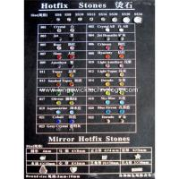Buy cheap Hot fix rhinestones supplier from wholesalers