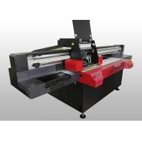 Wholesale Digital Wide Format Flatbed Printer For TPU PVC / Leather Printing High Speed from china suppliers
