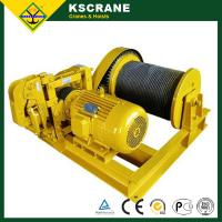 Wholesale JM Model High Quality Wire Rope Electric Winch from china suppliers