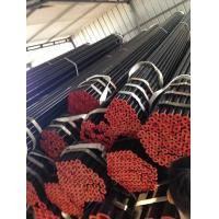 Wholesale API 5L Astm A53 A106 Seamless Steel Pipe With Black Coating Bevelled End And Caps from china suppliers