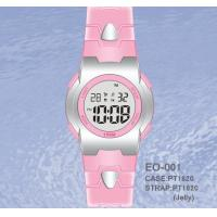 Wholesale Quartz Female Digital Watches , Waterproof Digital Watches For Women from china suppliers