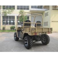 Quality 1 Cylinder Gas Utility Vehicles 500cc EFI Engine 4 Stroke Water Cooling Utv Utility Vehicle for sale