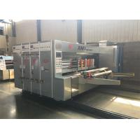 Wholesale Economic Flexo Printer Slotter Machine Save Labour Time Improve Efficiency from china suppliers