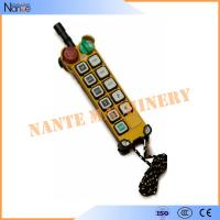 Wholesale Telecrane Famous Brand Digital Wireless F24 Series Remote Control Over The Whole World from china suppliers