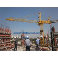 Wholesale QT10 Mini Inner Climbing Tower Crane 12m Boom Length 500kg End Load from china suppliers