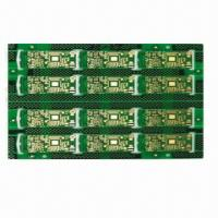 Buy cheap HDI PCB Buried Capacitance Board with 35um Surface Copper from wholesalers