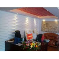 Wholesale Waterproof Office Decorative Wall Panel Background Interior Wall Cladding from china suppliers
