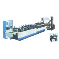 Wholesale Three Side Sealing Bag Making Machine 600mm Roll Dia 160 Section Per Min PLC control from china suppliers