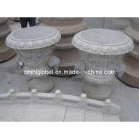 Wholesale Granite Flower Pots from china suppliers