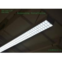 Wholesale 1200mm 36w Suspended LED Linear Lighting With Emergency Driver from china suppliers