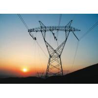 Wholesale 1000kv Overhead Transmission line steel tower from china suppliers
