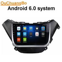 Quality Ouchuangbo car radio gps nav android 6.0 for Chevrolet Malibu 2016 with capacitance multiple touch screen for sale