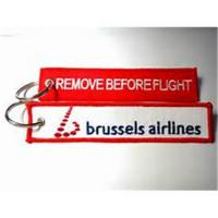 Wholesale Brussels Airlines Remove Before Flight Luggage Tag from china suppliers