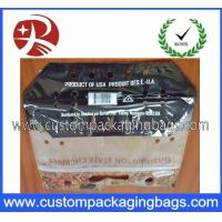 Wholesale Protable Slider Grape Bag Fruit Packing Bag With Hanger Hole from china suppliers