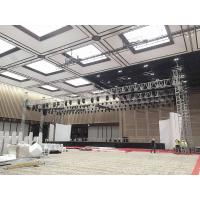 Wholesale Customized 12M*30M Aluminum Lighting Truss For Go Competition , Event , Peformance from china suppliers