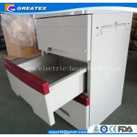 Wholesale (GT-BC100-01) Hospital Beside Cabinet , ABS Plastic Storage Cabinets with Three Drawers from china suppliers