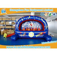 Buy cheap Inflatable Nerf  Target, Inflatable Shoot Out Games With Low Price from wholesalers