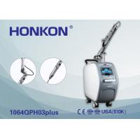 Wholesale 532nm 1064nm 550mj Picosecond Laser Tattoo Removal Machine 10Hz from china suppliers